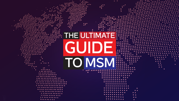 The Ultimate Guide To MSM