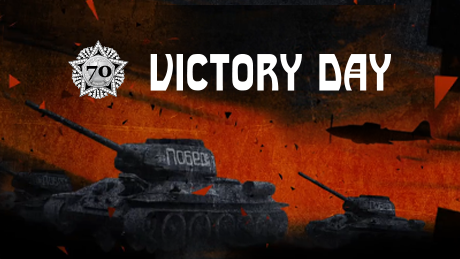 70 YEARS SINCE VICTORY OVER NAZI GERMANY